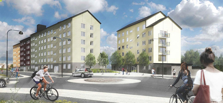 hyreslägenheter i linköping